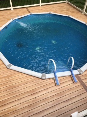 We install the highest quality above ground pools or semi inground pools for How to maintain an above ground swimming pool