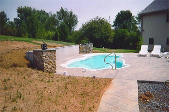 A1 Pools And Spas Is Pa Amp Nj Premier One Piece Fiberglass