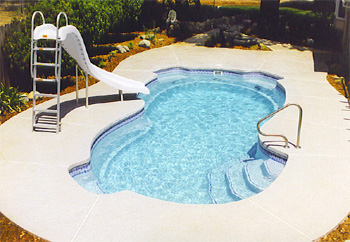 Fiberglass Inground Pools Doylestown Pa A 1 Pools